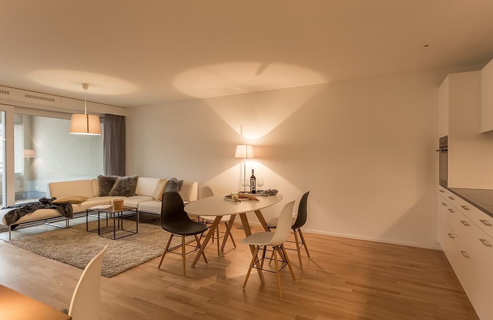 Triangel Goldach Wohnung